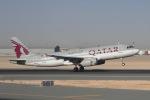 cornicheさんが、ドーハ・ハマド国際空港で撮影したカタール航空 A320-232の航空フォト(写真)