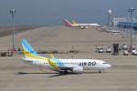 STAR TEAMさんが、中部国際空港で撮影したAIR DO 737-781の航空フォト(写真)
