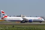 プルシアンブルーさんが、成田国際空港で撮影したブリティッシュ・エアウェイズ 787-9の航空フォト(写真)