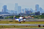 T.Sazenさんが、伊丹空港で撮影したオールニッポンヘリコプター AW139の航空フォト(写真)