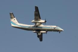 空の旅人さんが、羽田空港で撮影した海上保安庁 DHC-8-315 Dash 8の航空フォト(飛行機 写真・画像)