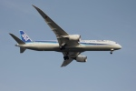 空の旅人さんが、羽田空港で撮影した全日空 787-9の航空フォト(写真)