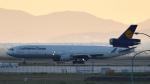simokさんが、関西国際空港で撮影したルフトハンザ・カーゴ MD-11Fの航空フォト(写真)