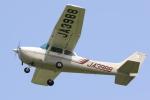 多楽さんが、龍ヶ崎飛行場で撮影した新中央航空 172P Skyhawkの航空フォト(写真)