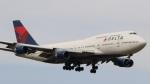 imosaさんが、成田国際空港で撮影したデルタ航空 747-451の航空フォト(写真)