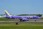 成田国際空港 - Narita International Airport [NRT/RJAA]で撮影されたフジドリームエアラインズ - Fuji Dream Airlines [JH/FDA]の航空機写真