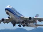 た~きゅんさんが、関西国際空港で撮影したチャイナエアライン 747-409F/SCDの航空フォト(写真)