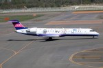 北の熊さんが、新千歳空港で撮影したアイベックスエアラインズ CL-600-2C10 Regional Jet CRJ-702ERの航空フォト(飛行機 写真・画像)