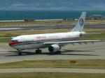 うすさんが、関西国際空港で撮影した中国東方航空 A300B4-605Rの航空フォト(写真)
