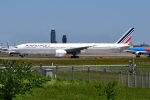 Timothy✈︎NRTさんが、成田国際空港で撮影したエールフランス航空 777-328/ERの航空フォト(写真)