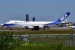 Timothy✈︎NRTさんが、成田国際空港で撮影した日本貨物航空 747-4KZF/SCDの航空フォト(写真)