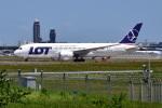 Timothy✈︎NRTさんが、成田国際空港で撮影したLOTポーランド航空 787-8 Dreamlinerの航空フォト(写真)