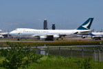Timothy✈︎NRTさんが、成田国際空港で撮影したキャセイパシフィック航空 747-467F/ER/SCDの航空フォト(写真)