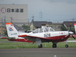 ランチパッドさんが、静浜飛行場で撮影した航空自衛隊 T-7の航空フォト(写真)