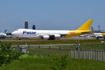 Timothy✈︎NRTさんが、成田国際空港で撮影したポーラーエアカーゴ 747-87UF/SCDの航空フォト(写真)