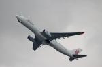 ハピネスさんが、香港国際空港で撮影したキャセイドラゴン A330-343Xの航空フォト(飛行機 写真・画像)