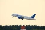 DREAMWINGさんが、成田国際空港で撮影したヤクティア・エア 100-95LRの航空フォト(飛行機 写真・画像)