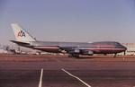 Fuseyaさんが、ジョン・F・ケネディ国際空港で撮影したアメリカン航空 747-123の航空フォト(写真)