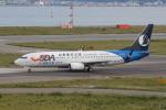 Runway747さんが、関西国際空港で撮影した山東航空 737-85Nの航空フォト(写真)