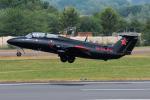 Tomo-Papaさんが、フェアフォード空軍基地で撮影したイギリス企業所有 L-29 Delfinの航空フォト(写真)
