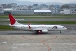 akinarin1989さんが、福岡空港で撮影したJALエクスプレス 737-846の航空フォト(写真)