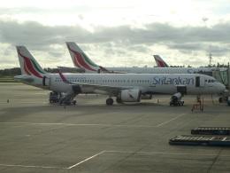 NIKEさんが、バンダラナイケ国際空港で撮影したスリランカ航空 A321-251Nの航空フォト(飛行機 写真・画像)