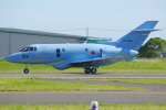 apphgさんが、静浜飛行場で撮影した航空自衛隊 U-125A(Hawker 800)の航空フォト(写真)