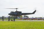 apphgさんが、静浜飛行場で撮影した陸上自衛隊 UH-1Jの航空フォト(写真)