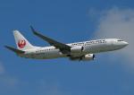 じーく。さんが、那覇空港で撮影した日本航空 737-846の航空フォト(写真)