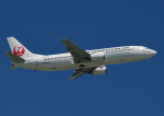 じーく。さんが、那覇空港で撮影した日本トランスオーシャン航空 737-446の航空フォト(写真)