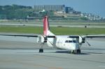 amagoさんが、那覇空港で撮影した琉球エアーコミューター DHC-8-314 Dash 8の航空フォト(写真)