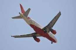 Kilo Indiaさんが、チャトラパティー・シヴァージー国際空港で撮影したエア・インディア A319-112の航空フォト(飛行機 写真・画像)