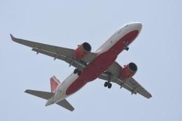 Kilo Indiaさんが、チャトラパティー・シヴァージー国際空港で撮影したエア・インディア A320-251Nの航空フォト(飛行機 写真・画像)