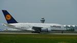 lufthansa9919さんが、ミュンヘン・フランツヨーゼフシュトラウス空港で撮影したルフトハンザドイツ航空 A380-841の航空フォト(写真)