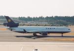 プルシアンブルーさんが、成田国際空港で撮影したヴァリグ MD-11/ERの航空フォト(写真)