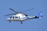 ワイエスさんが、鹿児島空港で撮影したアルペン A109E Powerの航空フォト(写真)