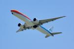 ちゃぽんさんが、成田国際空港で撮影したKLMオランダ航空 777-306/ERの航空フォト(飛行機 写真・画像)