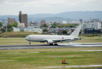 eagletさんが、名古屋飛行場で撮影した航空自衛隊 KC-767J (767-2FK/ER)の航空フォト(写真)