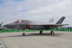 ちゃぽんさんが、岩国空港で撮影したアメリカ海兵隊 F-35B Lightning IIの航空フォト(写真)