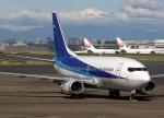 voyagerさんが、羽田空港で撮影したANAウイングス 737-54Kの航空フォト(飛行機 写真・画像)