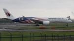 raichanさんが、成田国際空港で撮影したマレーシア航空 A350-941XWBの航空フォト(写真)