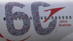 raichanさんが、成田国際空港で撮影したオーストリア航空 777-2Q8/ERの航空フォト(写真)