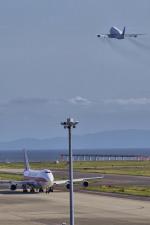 yabyanさんが、中部国際空港で撮影したカリッタ エア 747-4R7F/SCDの航空フォト(飛行機 写真・画像)