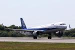 express999さんが、高松空港で撮影した全日空 A321-211の航空フォト(写真)