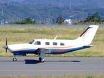 rjnsphotoclub-No.07さんが、静岡空港で撮影した㈱アスキー PA-46-350P Malibu Mirageの航空フォト(写真)