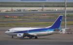 VIPERさんが、羽田空港で撮影したユナイテッド航空 737-54Kの航空フォト(写真)