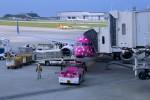 funi9280さんが、那覇空港で撮影した日本トランスオーシャン航空 737-8Q3の航空フォト(写真)