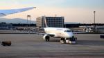 誘喜さんが、フランクフルト国際空港で撮影したルフトハンザ・シティライン ERJ-190-100 LR (ERJ-190LR)の航空フォト(写真)