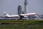 レドームさんが、羽田空港で撮影した中国東方航空 A330-343Xの航空フォト(写真)