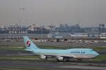 VIPERさんが、羽田空港で撮影した大韓航空 747-4B5の航空フォト(写真)